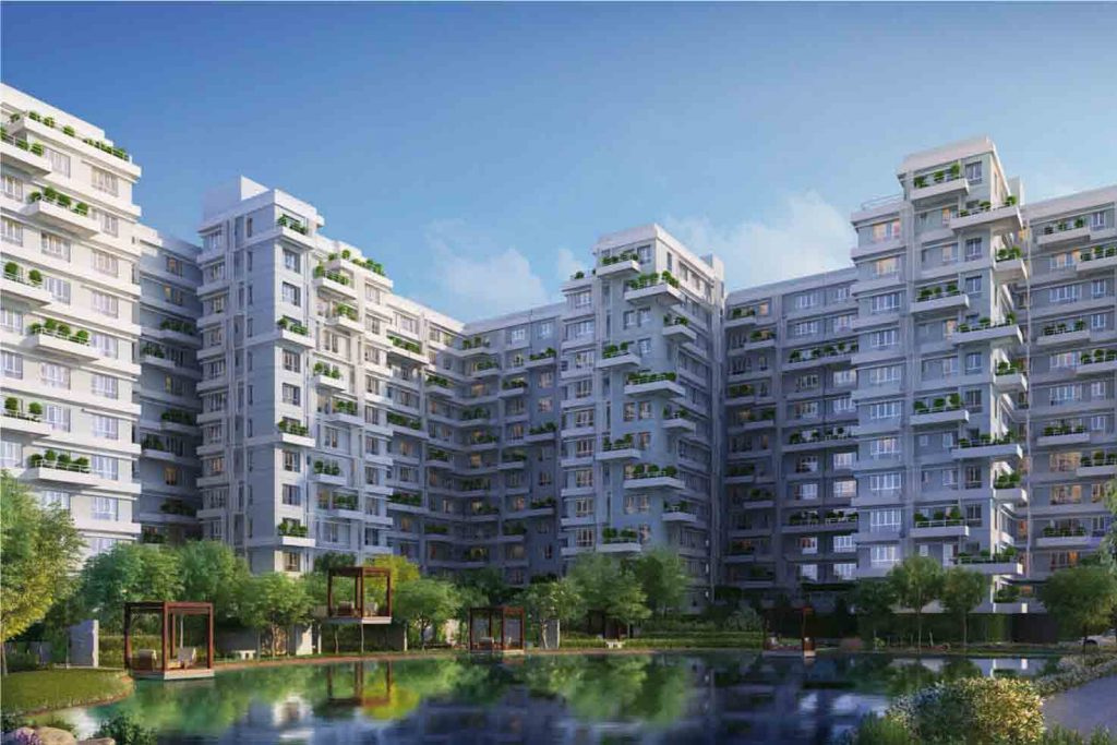 luxury flats in kolkata
