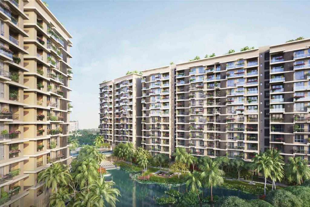 3 bhk apartments in kolkata