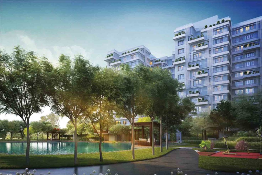 ready to move flats in New Alipore: atmosphere