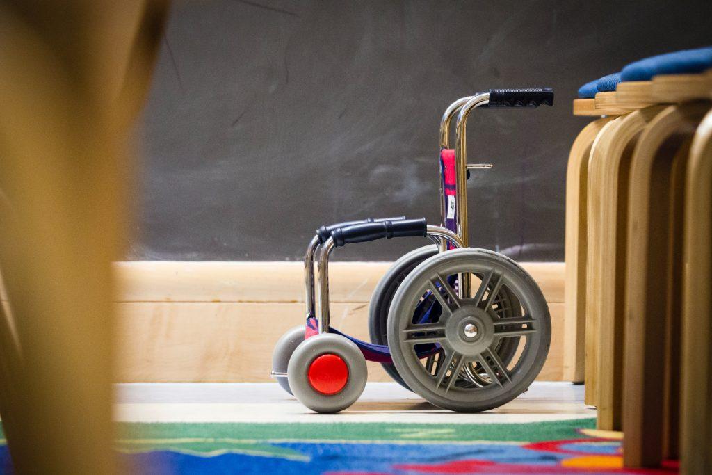 3 BHK flats in Kolkata New Town: wheelchair ramps