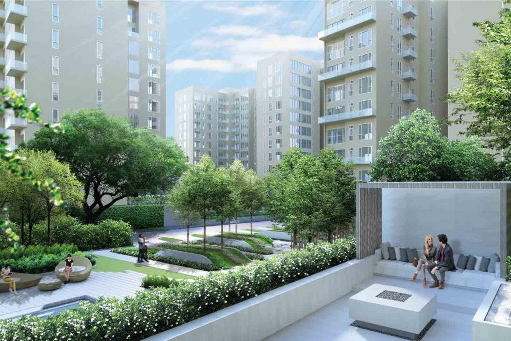 New Alipore flats