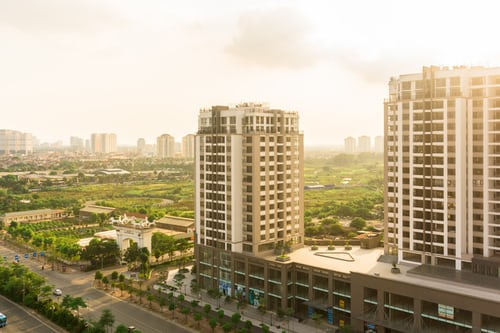 buy flats in Kolkata: in a developing neighborhood