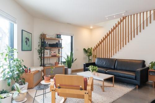 duplex flat: benefits of living in a  duplex flat