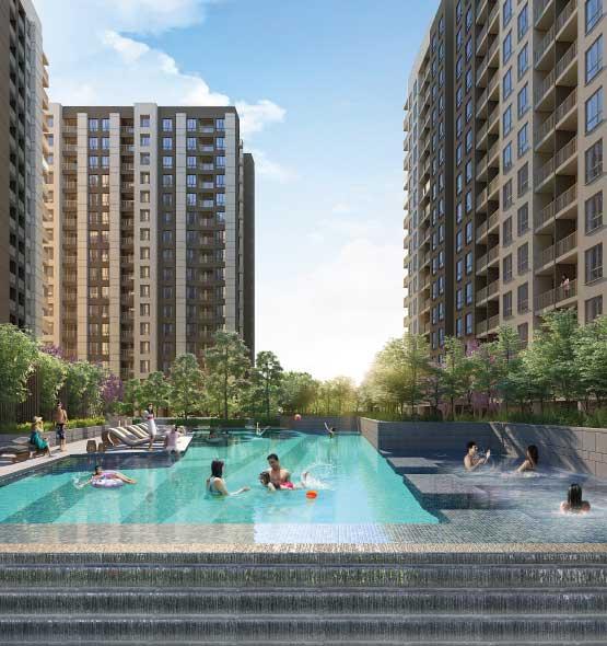 Residential Flats in Joka