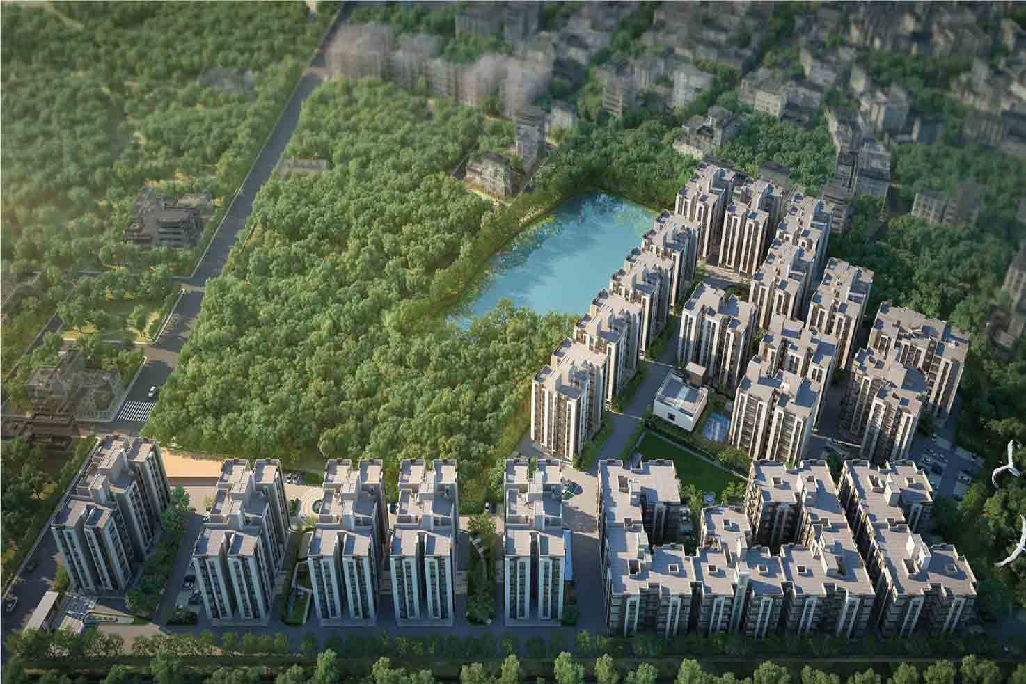 2 BHK Apartments in Madhyamgram