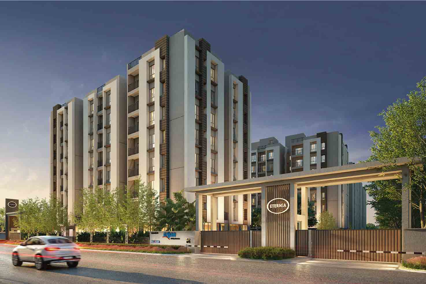2 BHK Flats in Madhyamgram