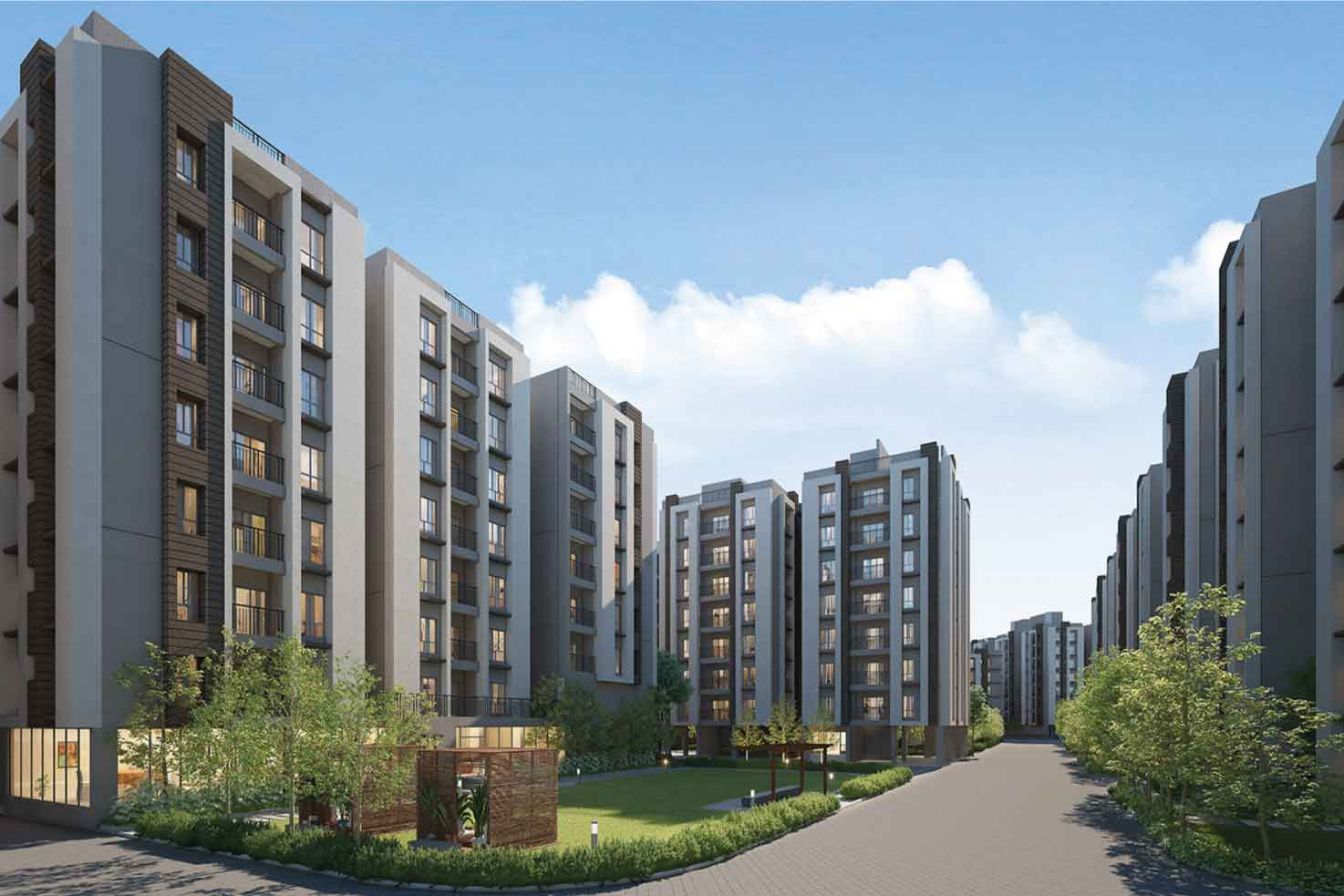 3 BHK Apartments in Madhyamgram