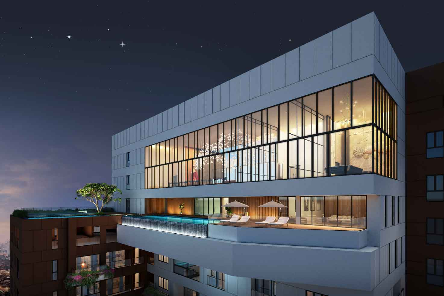 Luxury Duplex Apartments