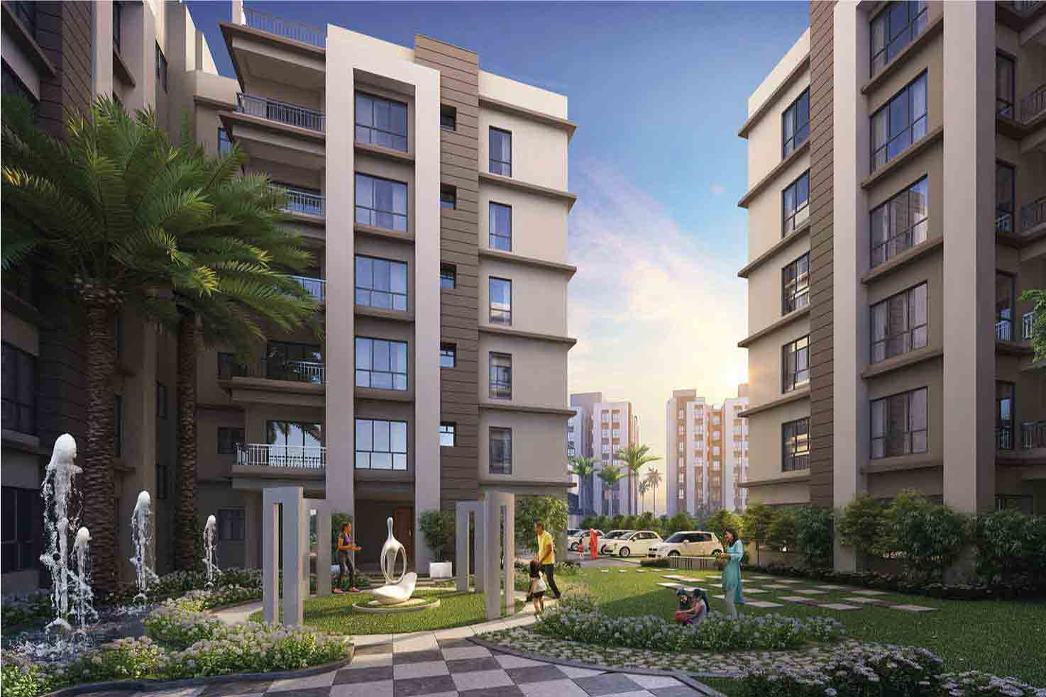 Flats in Madhyamgram