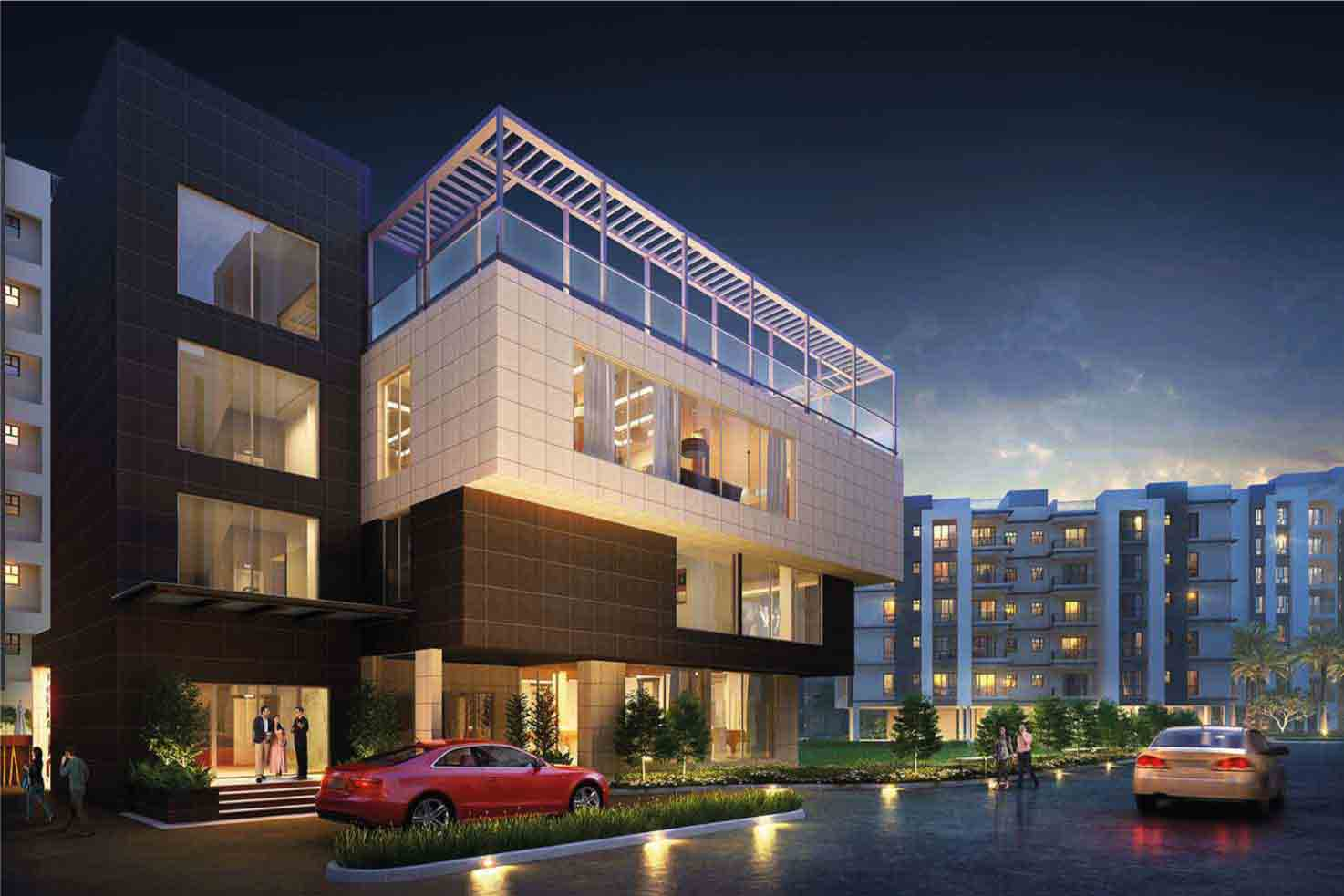 3 BHK Flats in Madhyamgram
