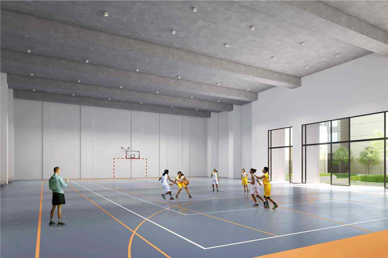 One10 Triple Height Sports Arena