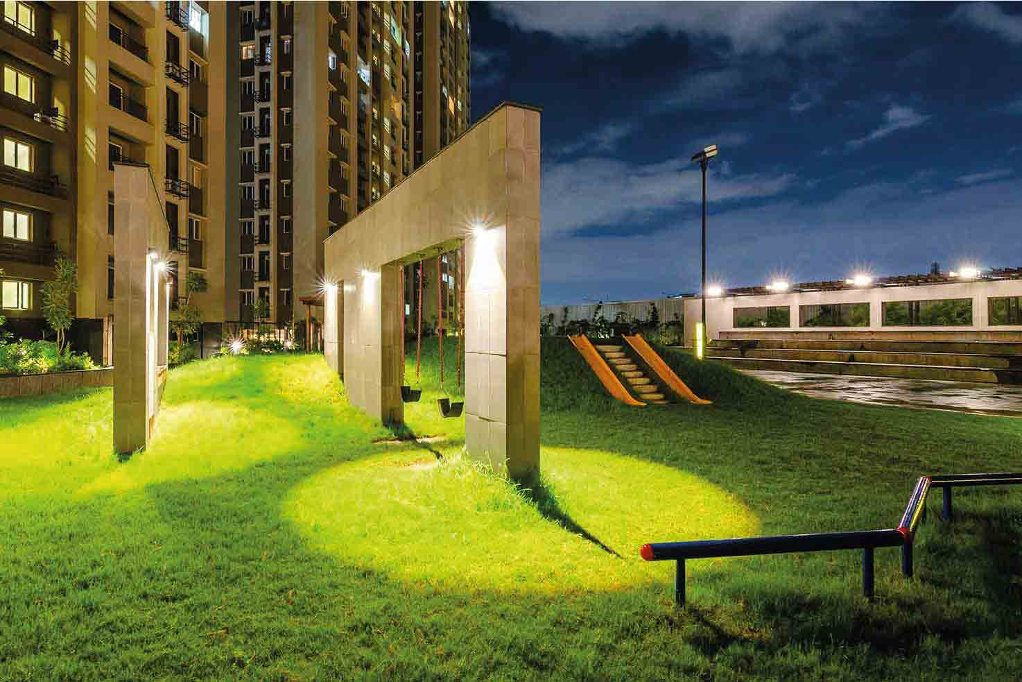 4 BHK Apartments in Salt Lake in Sector V