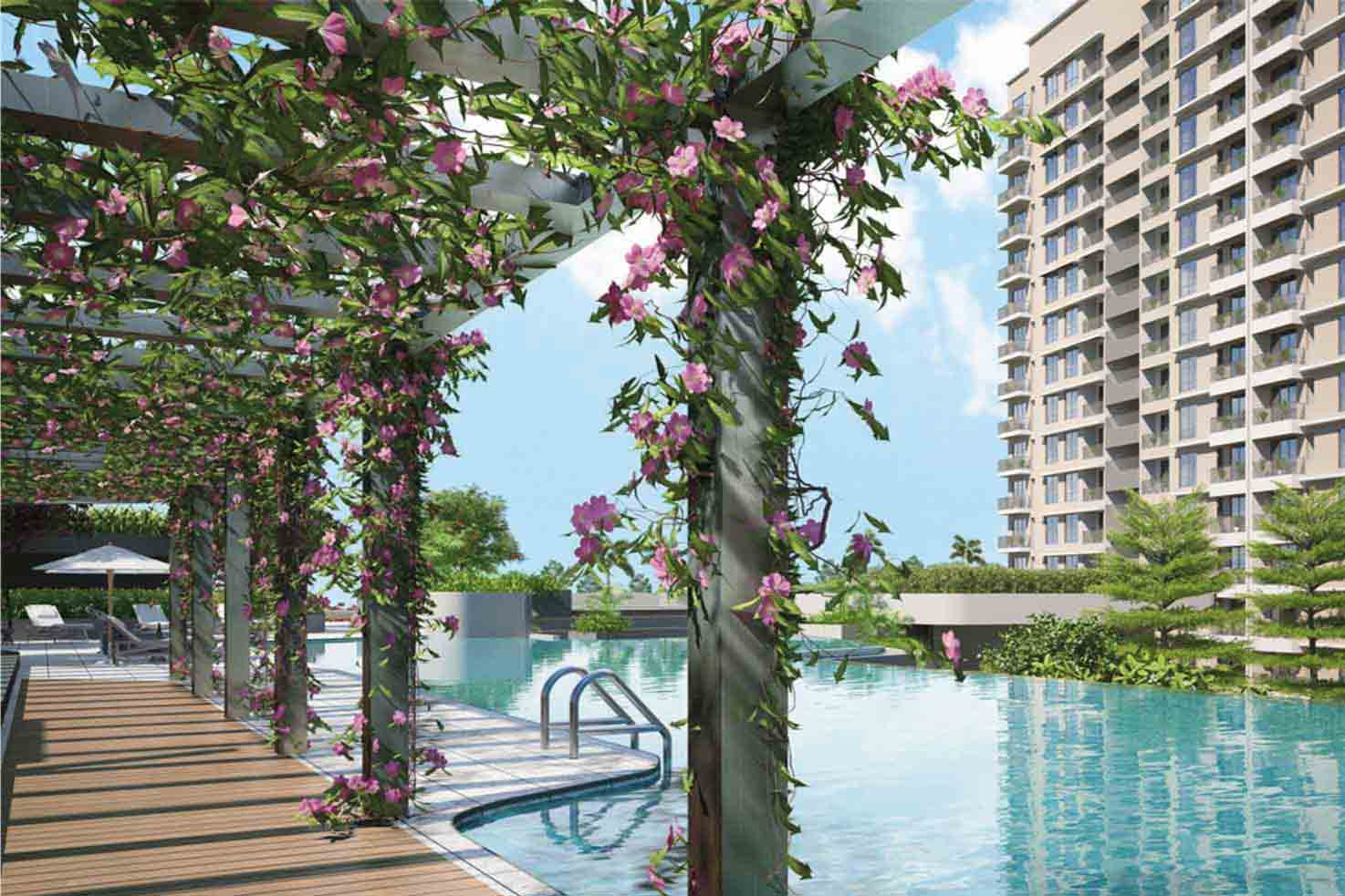 4 BHK Flats in New Town