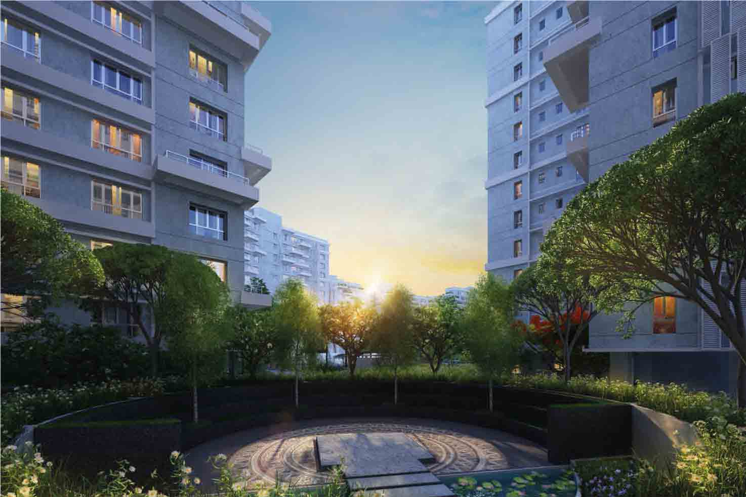 Ready to move luxury projects in New Alipore