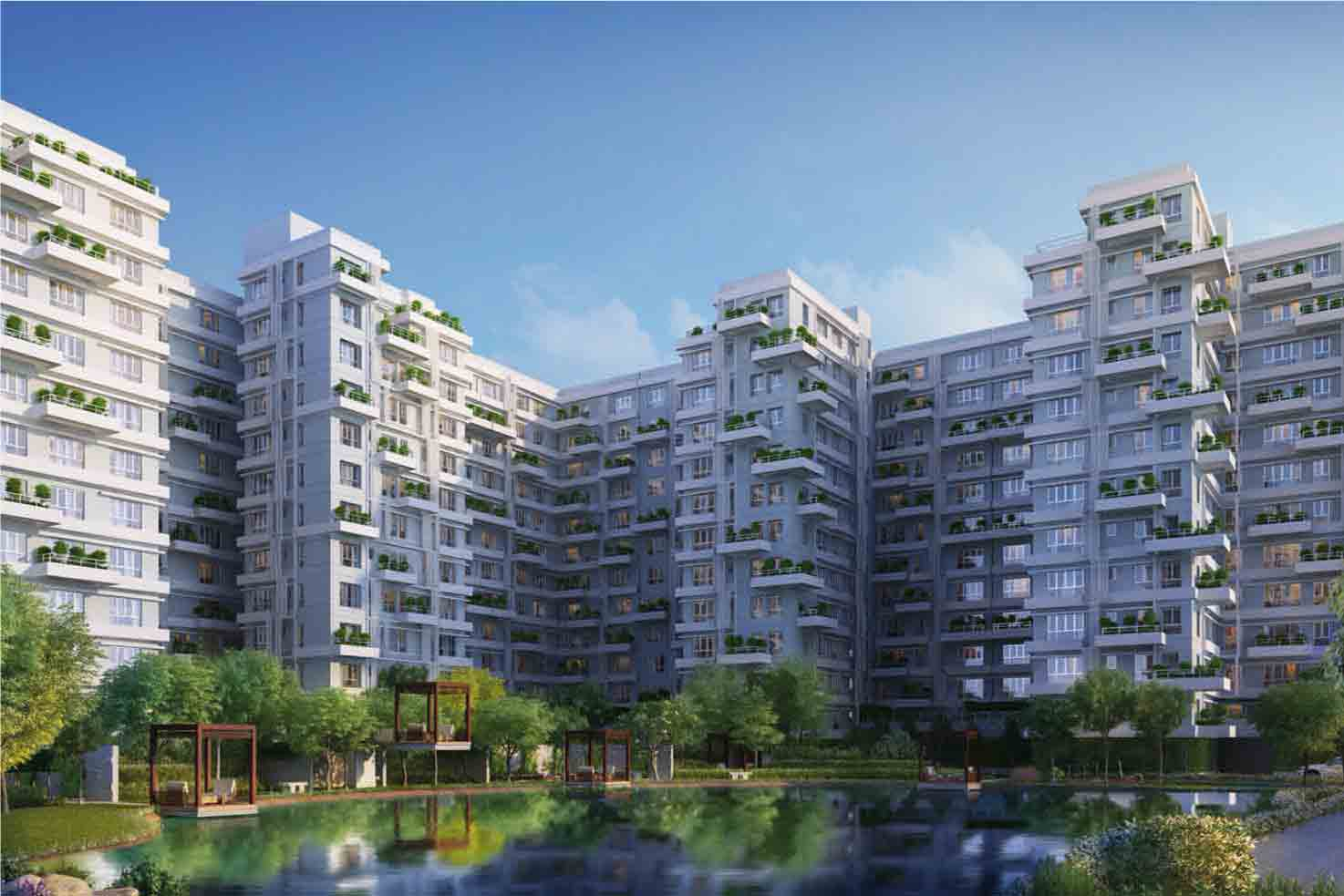 Ready to move Luxury Projects in South Kolkata