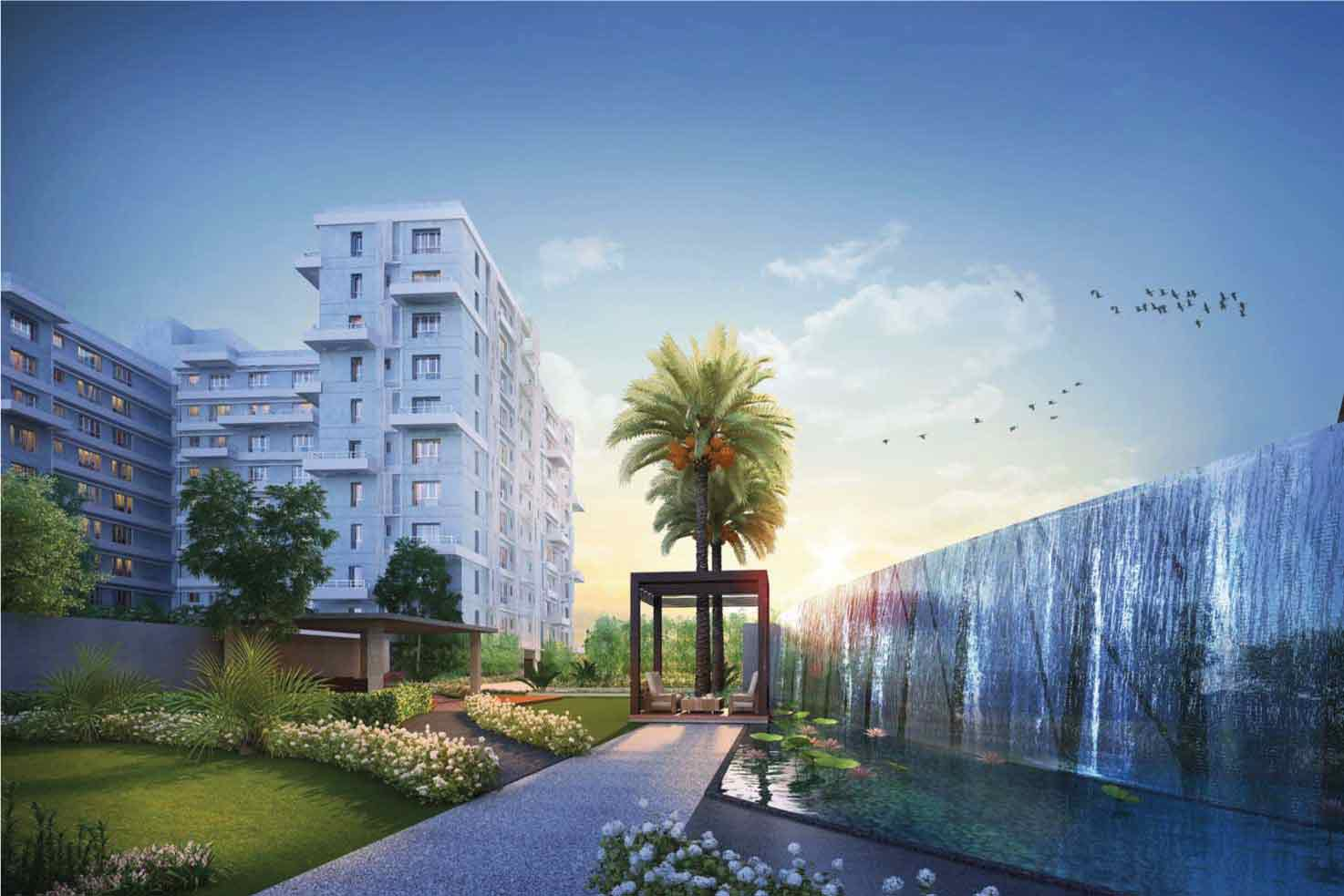 Luxury projects in New Alipore