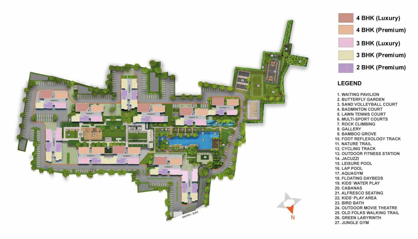 PS-One10-Site-Plan