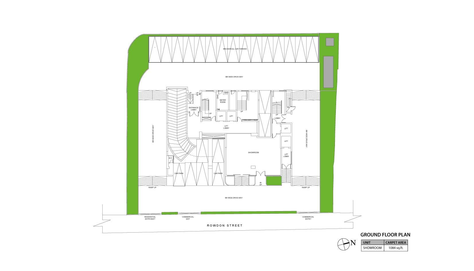 Eternia Site Plan
